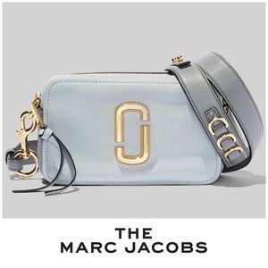 Marc Jacobs Silver Linings Softshot Bag EUC
